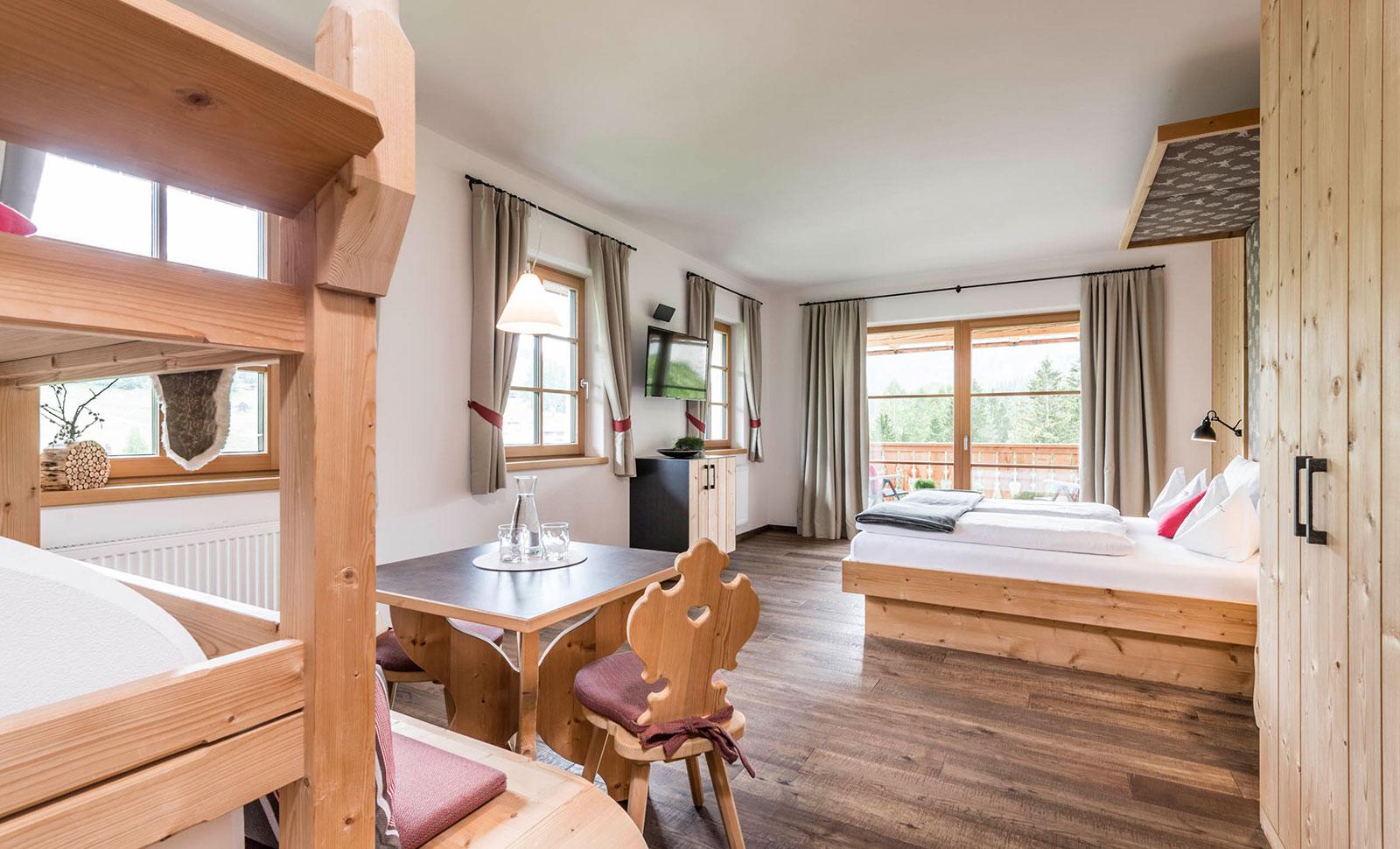 Moderne Zimmer Und Suiten Im Natürlich Stylishen Holz Design